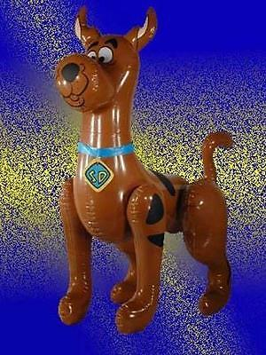 LG SCOOBY DOO NOVELTY INFLATABLE TOYS blowup dog TV toy CARTOON CHARACTER DOGS