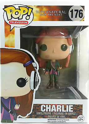 Funko POP! Supernatural: Charlie