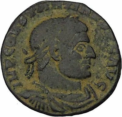 Constantine I The Great 316AD Ancient Roman Coin Sol Sun God Cult  i45907