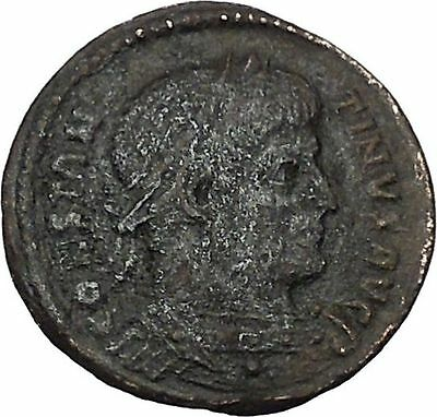 CONSTANTINE I the GREAT RARE Ancient Roman Coin Victory Over SARMATIANS i45909