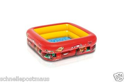 Intex KINDERPOOL BABYPOOL PLANSCHBECKEN Cars Ballbox Schwimmbecken