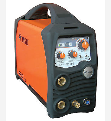 Brand New Jasic Pro Dc Tig 200 Inverter Multi Process Welding Machine Package