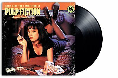 PULP FICTION Soundtrack LP Vinyl NEW