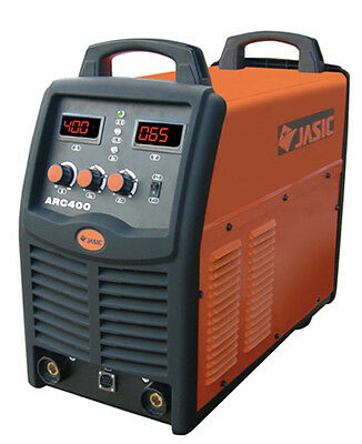 Jasic Pro 400 Arc Mma / Lift Tig Multi Process Welding Machine - 5 Year Warannty