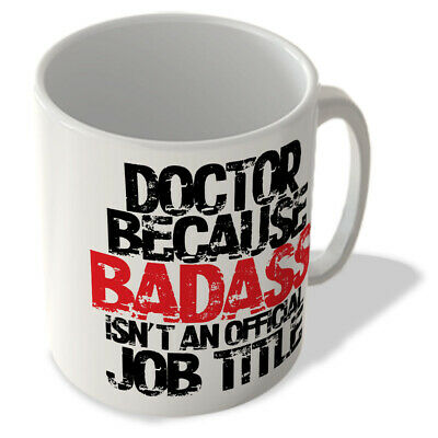 Im a Gamer Because BADASS isnt an official job title Mug 089