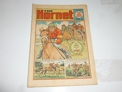 The HORNET Comic - Issue 463 - Date 22/07/1972 - UK Paper Comic