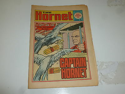 The HORNET Comic - Issue 591 - Date 04/01/1975 - UK Paper Comic