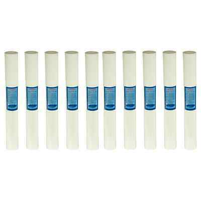 """5 Micron 20"""" PP Sediment/Particle Filter For Reverse Osmosis Units - PACK OF 10"""