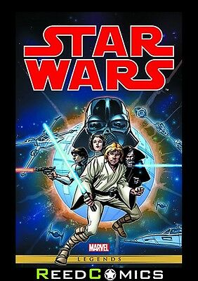 STAR WARS MARVEL YEARS VOLUME 1 OMNIBUS HARDCOVER New Hardback Collects #1-44