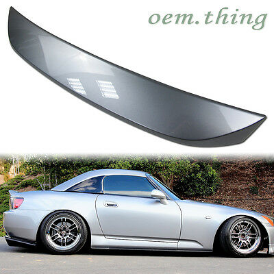 """""""SHIP OUT TODAY"""" Painted Honda Convertible Rear Trunk Spoiler S2000 #NH630M ○"""