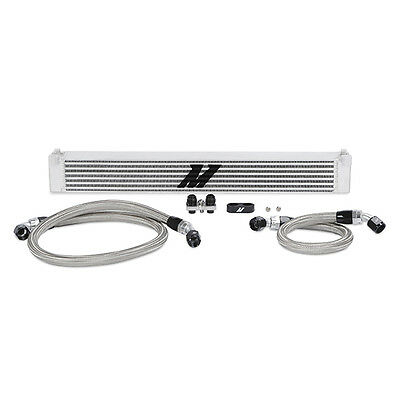 Mishimoto Oil Cooler Kit - Silver - BMW E46 M3 - 2000-2006