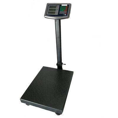 Bilancia Bilico Digitale Elettronica Professionale 100 Kg Con  Display Lcd