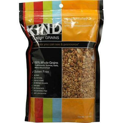 Kind AY06074 Kind Oats And Honey Clusters With Toasted Coconut -6x11 Oz