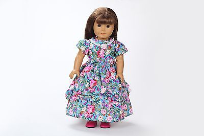 new Handmade lovely dress clothes for 18 inch American Girl Doll x138