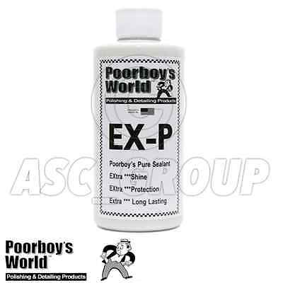 Poorboy's World EX-P Pure Sealant 473ml Extra Shine Light Color Colour Cars