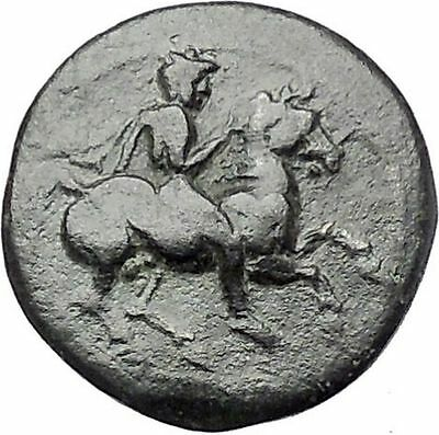 KRANNON in THESSALY 400BC Rare Ancient Greek Coin Carrying water hydria  i46681