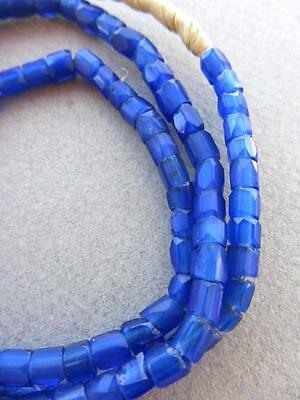 African 'Russian Blue' Beads