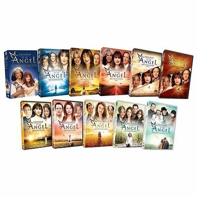 Touched by an Angel: The Complete Series (DVD, 2013, 59-Disc Set)