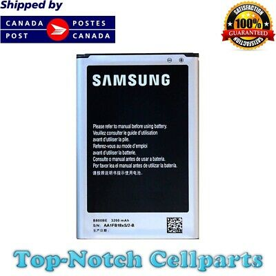 Authentic Samsung Galaxy Note 3 III Battery with NFC for B800BE N9000 N9005
