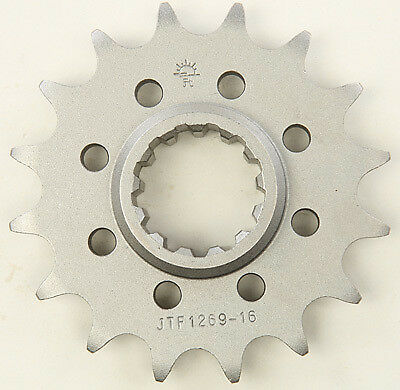 JT Sprockets Front Sprocket 16T 520 For Honda CBR V45 RC51 JTF1269.16 JTF1269 16
