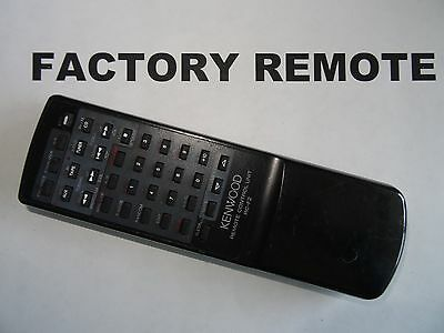 Kenwood Rc-F2 Audio Systme Remote Control