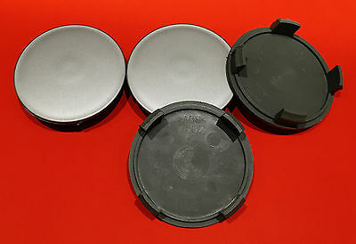 4x New Ø 75mm / 72mm Alloy Wheel Center Centre Hub Caps - PERFECT FITMENT