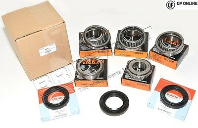 Dis 3 4 Range Rover Sport Differential Overhaul Kit For The Front Diff Da5039