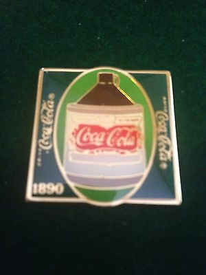 Coca-Cola Pin Centennial Collection RETIRED 1890 Syrup Jar