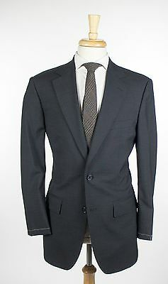 NWT Brooks Brothers Gray Checked 2 Button Sport Coat Blazer Suit Jacket