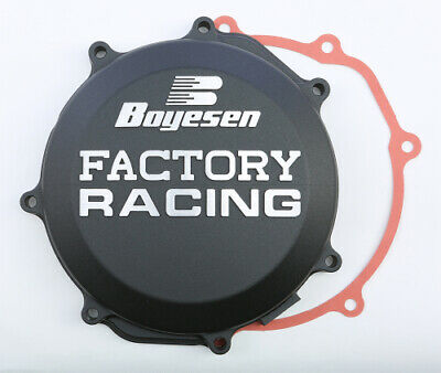 BOYESEN M/C CLUTCH COVER YZ450F 2010 BLACK CC-38CB Replacement 0940-0971 CC-38CB