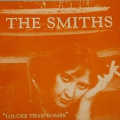 The Smiths Louder Than Bombs remastered 180gm vinyl 2 LP NEW/SEALED