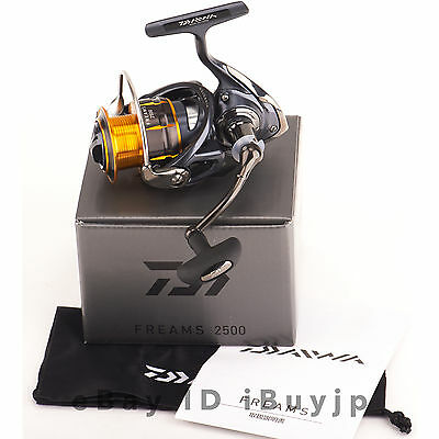 Daiwa 15 Freams 2500 Mag Sealed Saltwater Spinning Reel 960656