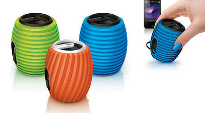 Altavoz Portatil Para Moviles/mp3/ipod/iphone 2W Sba3010 Philips