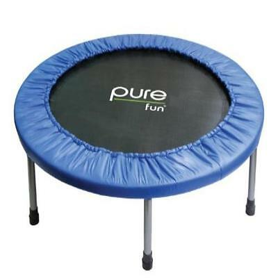 New Kids Pure Fun Outdoor 38-Inch Mini Trampoline Toddler Toy Gift Play Childs