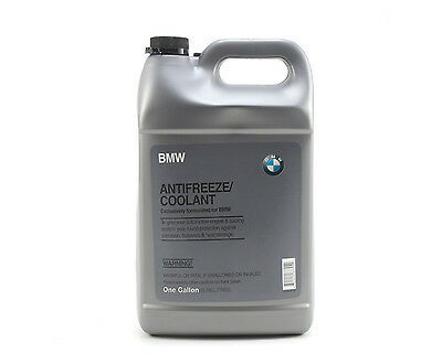BMW Engine Coolant Blue Antifreeze - 1 Gallon - Genuine BMW 82 11 1 467 704
