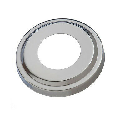 NEW Swimline 87904 Replacement Ladder Stainless Steel Escutcheon Plate In-Ground