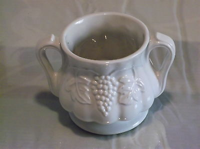 Red Cliff Ironstone Heirloom Sugar Bowl REPLACMENT(no Lid)