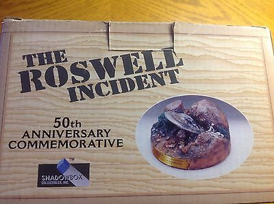 Roswell incident 50th anniversary commemorative #/25,000