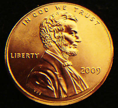 (2) 2009 Lincoln Formative Years Cents P & D Pennies