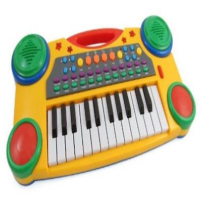 "New Kids Electronic Organ Music Keyboard For 16"" Toddler Toy Gift Play Childs"