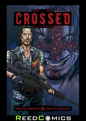 CROSSED VOLUME 11 GRAPHIC NOVEL New Paperback Collects Badlands Collects #57-61