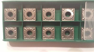 SPGW 432 Mk2 C2 Carbide Inserts Uncoat 10pcs SPGW-432 New World Products SPGW432
