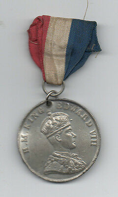 1937 Coronation Medal for King Edward the VIII