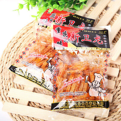 20 × Chinese Specialty Snacks Spicy Food Gluten Unique Hot Tasty Delicious HOT