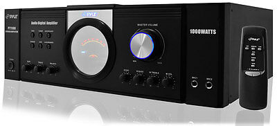 1000W 1000 Watt Home House Digital Stereo Audio Power Amp Amplifier New