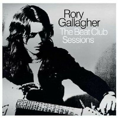 """RORY GALLAGHER """"BEAT CLUB SESSIONS"""" 2 LP VINYL NEW+"""