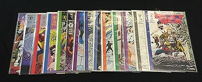 NextMen - John Byrne's - Lot Of 14 - (Grade 9.4) WH