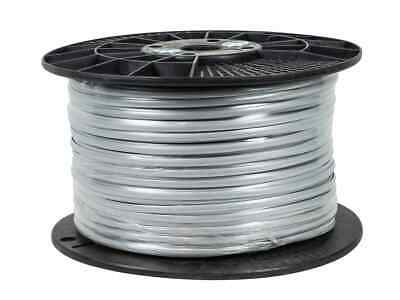 Monoprice 952 4 Wire, Stranded, Silver - 1000ft
