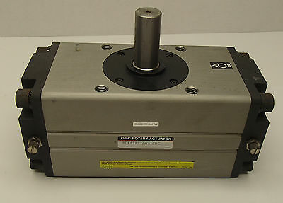 SMC NCRA1BS100-100C, NCRA ROTARY ACTUATOR 100 Degree Rotation