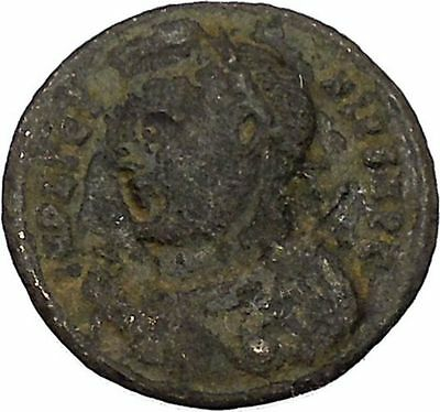 LICINIUS I enemy of Constantine the Great Ancient Roman Coin Camp GATE  i45863